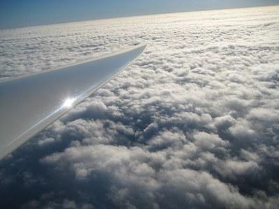 Wolken links