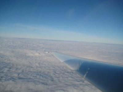 Wolken rechts